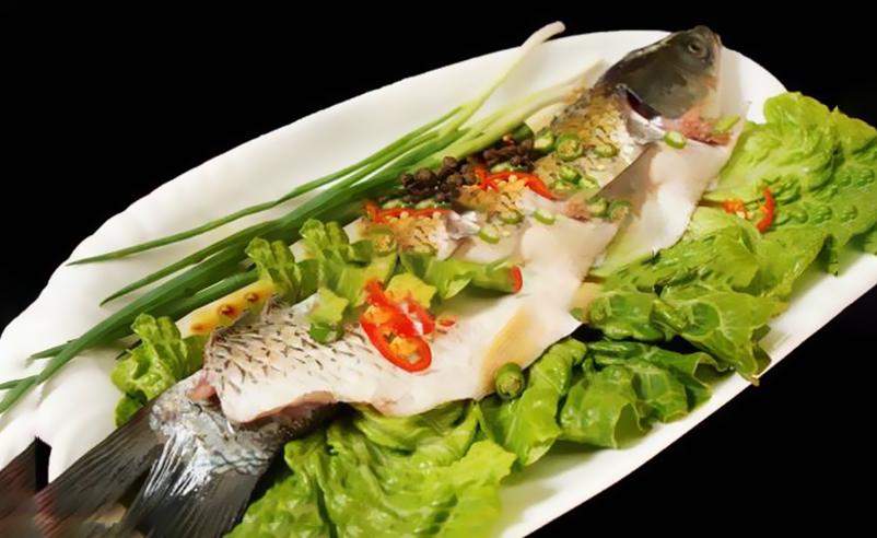 清蒸藤椒鱼