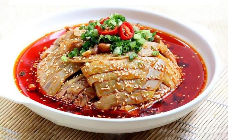 红油藤椒鸡食谱